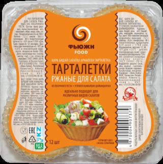 Ржаные для салата 12 шт