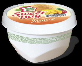 SWEET DAY – сорбет со вкусом манго в мини-ванночке