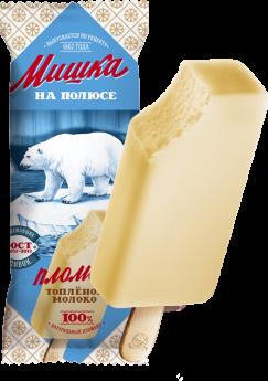 Пломбир-эскимо «Топленое молоко»