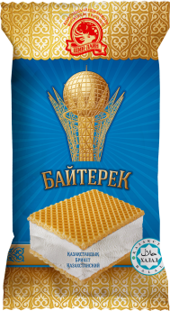 Брикет казахстанский