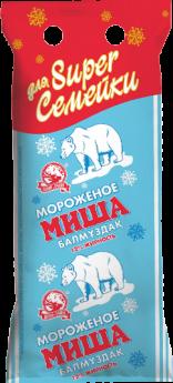Мороженное ванильное, 400 гр